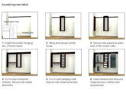 allen roth closet rod tower shelf kit