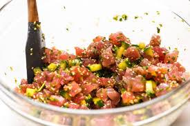 Tuna tartare | Recipe