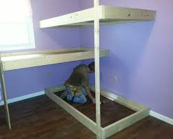 Fold Down Bunk Beds Diy Folding Bunk Bed Plans Good But Plenty Of Room For