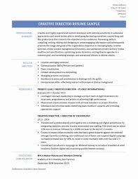 Retail Manager Resume Examples Best Of Management Resumes Examples
