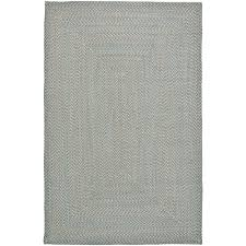 safavieh braided multi 6 ft x 9 ft area rug