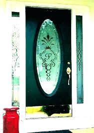 replace front door entrance door installation cost