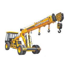 13 Ton Hydra Crane