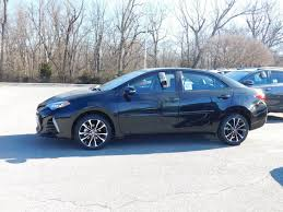 2018 New Toyota Corolla XSE CVT at Toyota of Fayetteville Serving ...