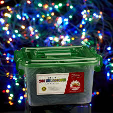 Led Net Lights 3m X 2m 3m X 2m Multi Colour Net Light With Green Wire