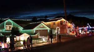 Candy Cane House Decorations Christmas Lights in HD Candy Cane Lane YouTube 89