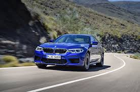 Coupe Series bmw m5 review : 2018 BMW M5 First Look Review - Auto Timeless
