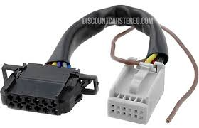 aa12 vw3 quadlock 12 pin molex to audi vw 12 pin converter cable view detailed images 1