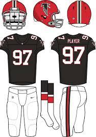 Atlanta Falcons Alternate Uniform - National Football League (NFL ...