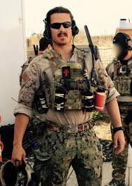 Former US Navy SEAL, John Allen, during his operator days [970 x ...