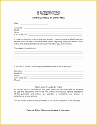 Free Printable 30 Day Eviction Notice Template Notice To Vacate Template Free Of Free Maryland 30 Day