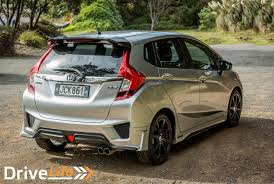 2015 Honda Jazz RS Sport Limited - Car Review - DriveLife DriveLife