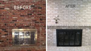 i painted my brick fireplace 5 years later a real interview with brick anew