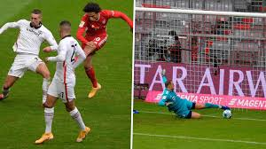 VIDEO-Highlights, Bundesliga: FC Bayern München - Eintracht Frankfurt 5:0