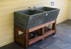 soapstone laundry sink. Studio Alberene Soapstone Sink Flickr Photo Sharing For Laundry