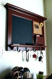 Chalkboard Office Storage Cork Board Decor Home Wall Mail Zer
