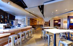 Blue Cow Kitchen And Bar Mendocino Farms Poon Design Inc