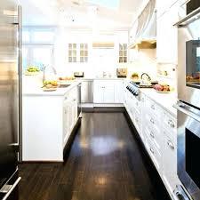 dark wood floor kitchen. Floor White Kitchen Dark Wood Perfect For Intended Hardwood R