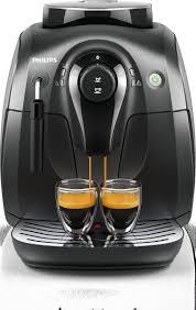 Philips Saeco Xsmall Red Light Philips Super Automatic Espresso Machine With Classic Milk