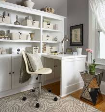 furniture office design. Small Home Office Design Ideas With White Furniture That Combined Light Grey Tone