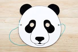 How To Make Face Mask From Chart Paper Printable Animal Masks Kids Crafts Fun Craft Ideas