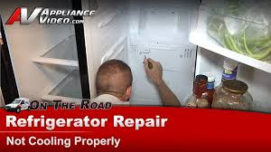 refrigerator repair diagnostic not cooling warm temperatures samsung you