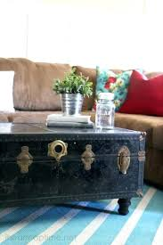 trunk coffee table vintage trunk coffee table decorative trunks tables old hancock trunk coffee table with trunk coffee table