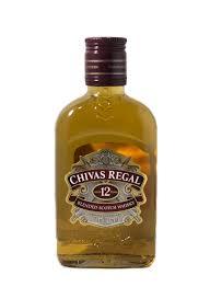 chivas regal scotch blended 12yr 200ml