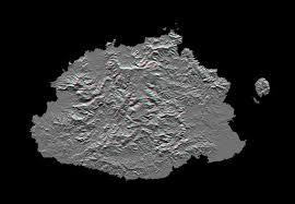 SRTM <b>Anaglyph</b>: Fiji Islands - NASA/JPL — Google Arts & Culture