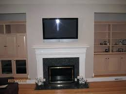 E Fascinating Pull Down Mount Over Fireplace Furniture Of Best Interior Wall  Drop Tv Bracket Furni
