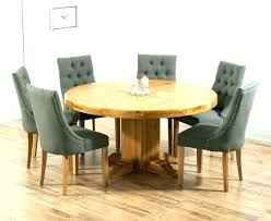 kitchen table and 6 chairs dining table sets for 6 round kitchen regarding round dining table