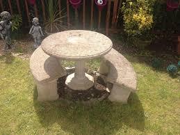concrete garden bench. Concrete Garden Bench Bunnings