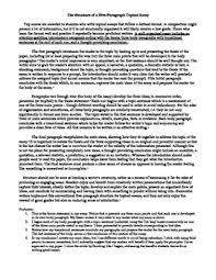 Outline For Five Paragraph Essay A Five Paragraph Essay Explanation Model Outline By Mccroskey Tpt
