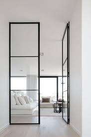 interior glass door. Modren Glass Via Liannaboheme Balegem House  Vekeman Koen Architenbureau And Interior Glass Door G