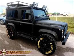 1997 land rover defender 90. 1997 land rover defender for sale in fort lauderdale fl 90 n