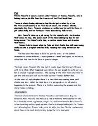 private peaceful review gcse english marked by teachers com page 1 zoom in