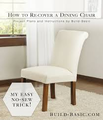 easy to make dining room chair slipcovers. how to re-cover a dining chair by build basic - project opener image easy make room slipcovers n