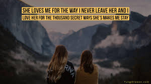 Top Lesbian Quotes About Love And Relationship Fungistaaan