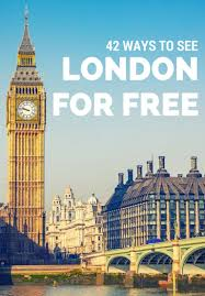Everything Free In London Places Id Like To Go Pinterest