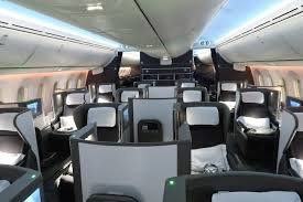 British Airways Business Class Seating Chart British Airways Quietly Changes How It Charges For Business