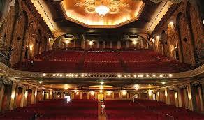Seat Map Landmark Theatre