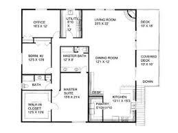 Large 5+ car garage plan with apartment above - Image 3
