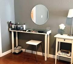 vanities glass top vanity table glass makeup vanity set furniture custom corner makeup vanity table