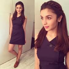 Alia Bhatt Hairstyle 8 super cute and easy hairstyles to steal from alia bhatt popxo 8928 by stevesalt.us
