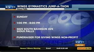 Athletes At Wings Gymnastics Raise Money For Scholarships For Other Kids