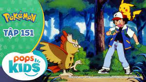 S3] Pokémon Tập 151 - Thu Phục Yorunozuku Khác Màu -Hoạt Hình Pokémon  Season 3 - Pokemon Video