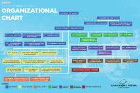 Organizational Chart Vigan City