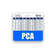Standard Weight Conversion Chart Pca Badge Buddy Horizontal W Height Weight Conversion