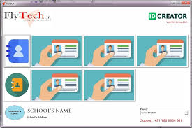 Flytech Softwares - Id Creator