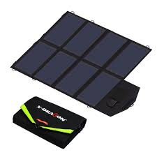 <b>40W Solar Panel</b> Charger Portable Solar Battery Chargers 5V <b>12V</b> ...
